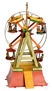 Ferris wheel steam toy accessory