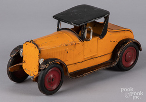 Dayton pressed steel friction coupe