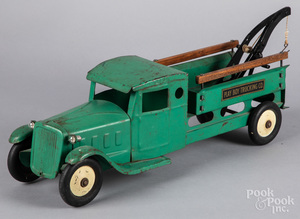 Steelcraft Play Boy Trucking Co. wrecker