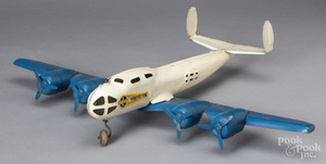 Buddy L pressed steel Transport Plane