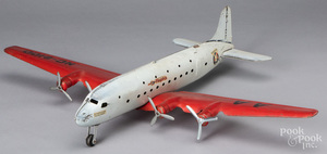 Marx American Airlines NC-2100 airplane