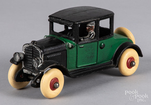 Reproduction cast iron Hubley coupe