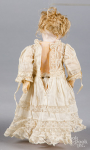 French bisque head doll