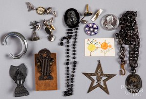 Group of miscellaneous jewelry, etc.
