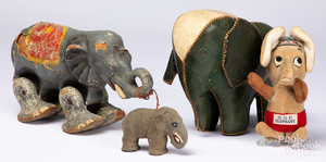 Collection of elephants