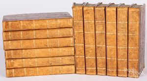 Précis de L'Histoire Universelle in twelve volumes