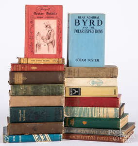 Large group of miscellaneous novels