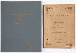 The Quadrupeds of North America, James J. Audubon
