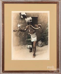 Charles Leake, Native American Indian photograph