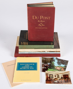 Group of Du Pont related books and booklets