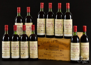 Chateau La Dominique Saint Emilion 1982