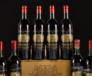 Chateau Palmer Margaux 1982, 12 bottles