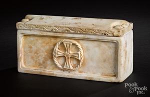 Byzantine style ossuary
