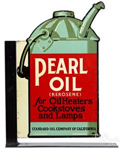 Standard Oil Company, Pearl Oil Kersosene sign