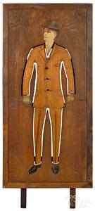 The Big Four Sales Co. Model Suit Maker display