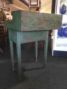Eastern Shore, Maryland painted pine work desk