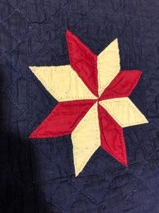 Pennsylvania lone star quilt