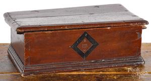 Hudson Valley gumwood Bible box