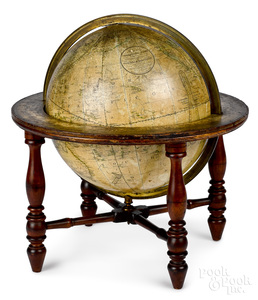 Gilman Joslin, Boston Terrestrial Globe