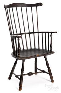 Pennsylvania combback Windsor armchair