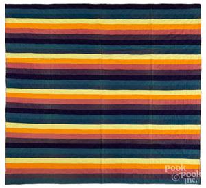Pennsylvania Joseph's Coat quilt