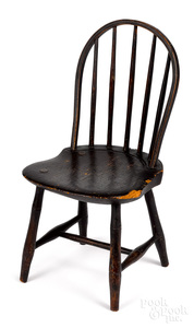 Child's bowback Windsor chair
