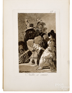 Francisco de Goya y Lucientes, eighty portraits