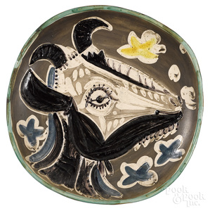 Pablo Picasso, Madoura earthenware charger