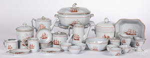 Spode Trade Winds porcelain service