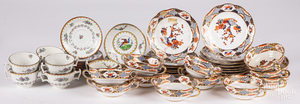 Miscellaneous group of Spode Copeland's china.