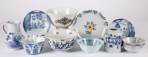 Collection of reproduction Delft