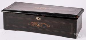 Mermod Freres cylinder music box