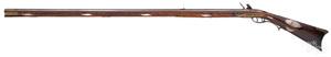 Pennsylvania full stock flintlock long rifle