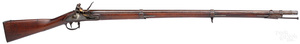 Harpers Ferry model 1816 flintlock musket