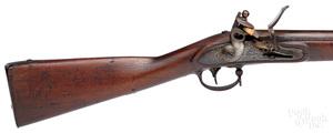Harpers Ferry model 1816 flintlock musket