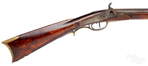 Pennsylvania full stock percussion long rifle