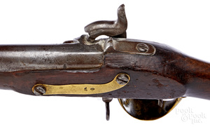 British percussion blunderbuss