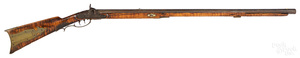 Pennsylvania full stock percussion long rifle