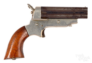 Sharps pepperbox pistol