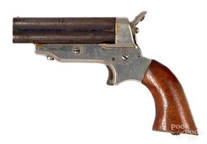 Sharps pepperbox pistol