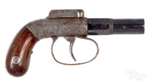 Unmarked bar hammer pistol