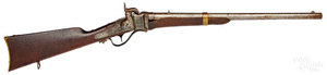 Scarce Confederate Richmond Sharp's carbine