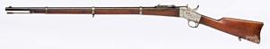 Remington model 1867 #1 military rifle