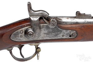 New Jersey Colt percussion special contract musket