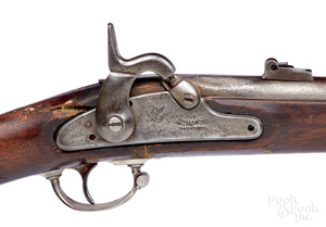 William Mason US model 1863 percussion rifle