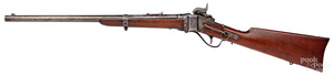 Sharp's New model 1863 percussion carbine