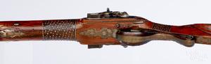 Mathias and Sik, Gunzburg German double rifle