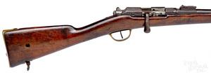 French Gras Chatellerault model MLE 1874 rifle