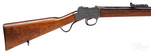 Martini Australian Cadet falling block rifle