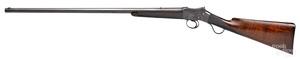 Mortimer & Son, single shot rifle